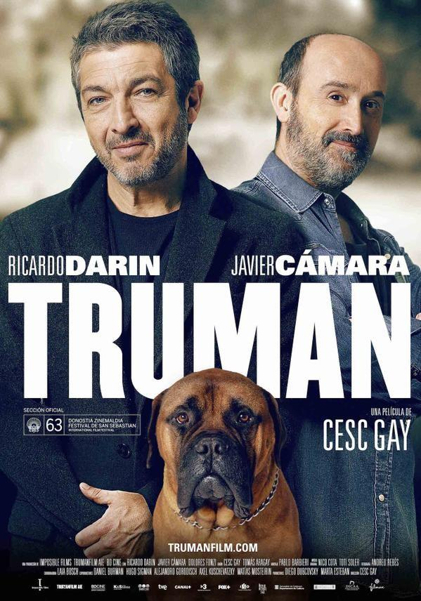 """TRUMAN"", DE CESC GAY, SIGUE SUMANDO ESPECTADORES EN USA"
